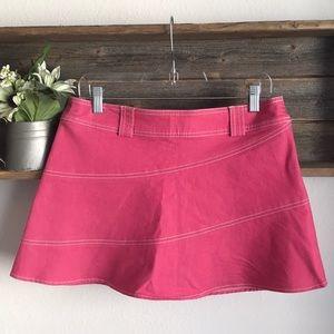 Bebe mini skirt!